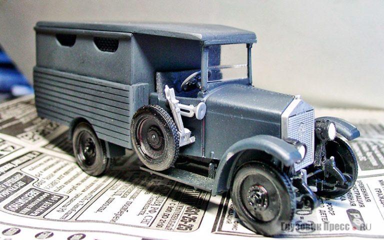 Масштабные модели - миниатюры Дмитрия Сергеева