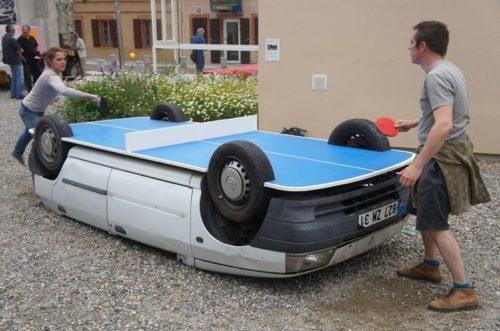 Новое применение автомобилям