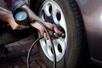 Опытные водители не докачивают шины