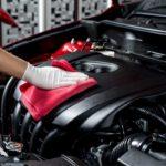 Помыть двигатель правильно