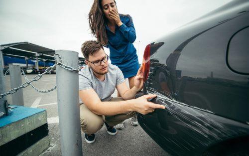Рейтинг опасных мест для парковки автомобиля