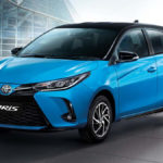 Toyota обновила Yaris серии XP210