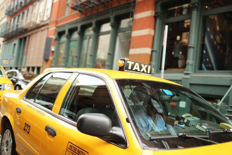 Всевозможные виды такси