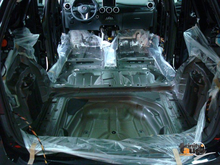 Жидкая звукоизоляция для автомобиля