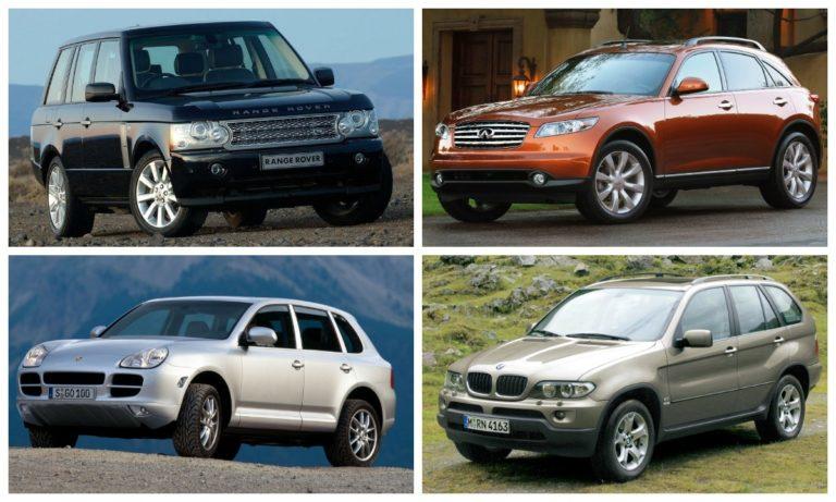 Какие автомобили являются предметом зависти