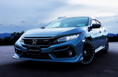 тюнинг Honda Civic