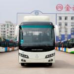 Автобусы Golden Dragon – туристические и междугородные