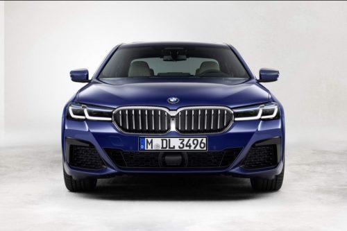 BMW «пятёрка» с удлинённой колёсной базой