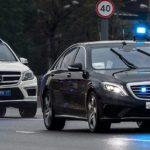 Депутаты намерены отменить штрафы с камер для машин с мигалками
