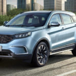Электрический Ford Territory EV увеличил запас хода