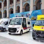 ГАЗель NEXT – новые автомобили скорой медпомощи