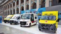 ГАЗель NEXT - новые автомобили скорой медпомощи