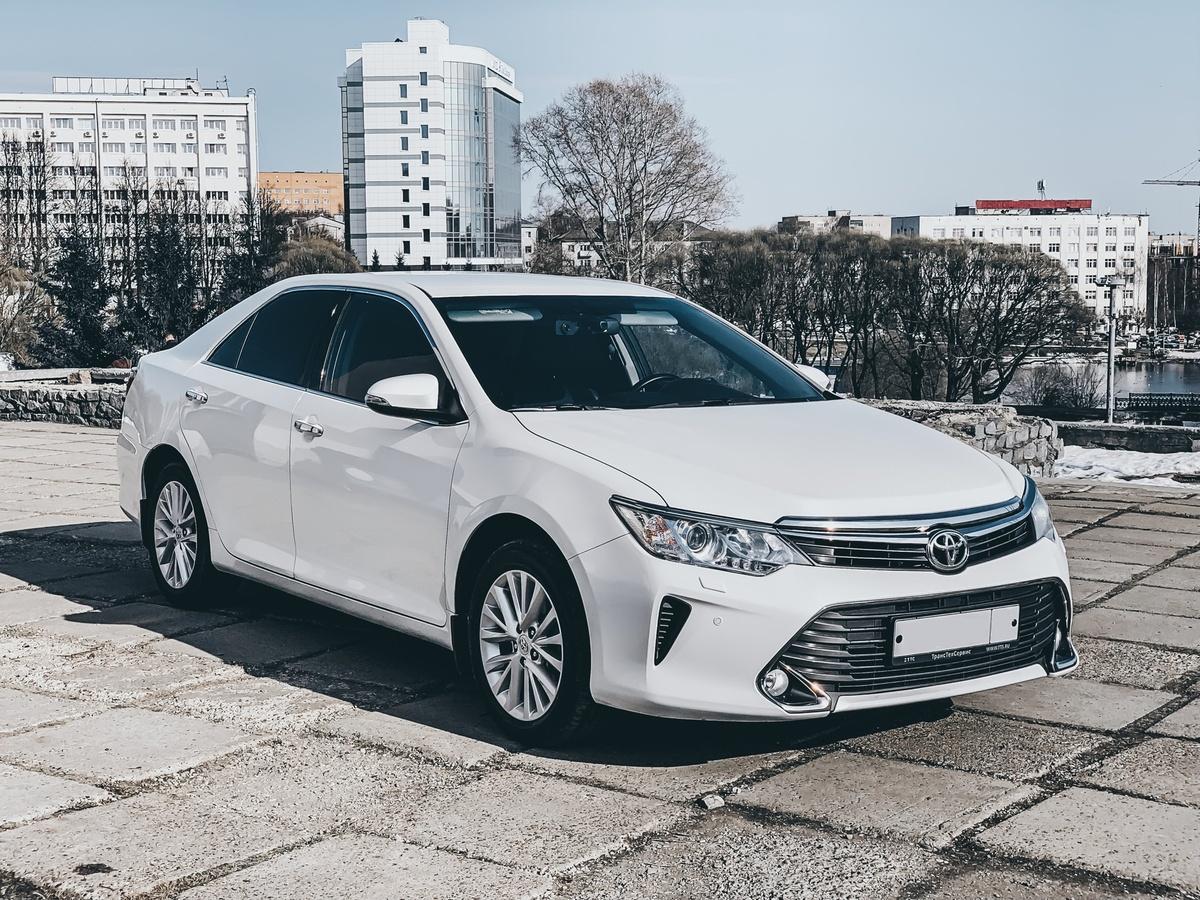 Главные недостатки белых автомобилей