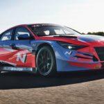 Hyundai Elantra – версия для гонок