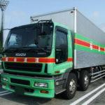 Isuzu – самый популярный японский грузовик