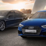 Лимитированные Audi A4 и A5 Sportback