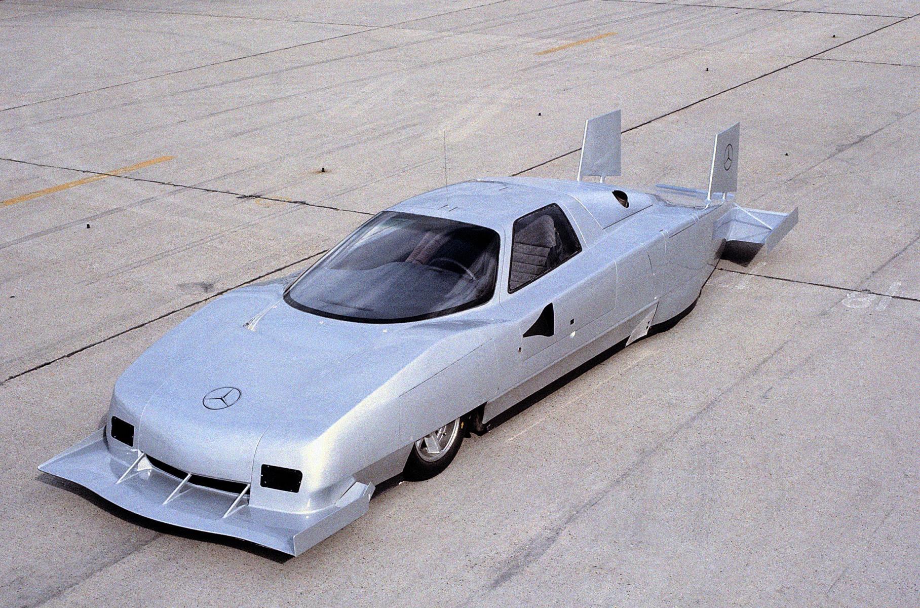 Mercedes-Benz - 10 необычных моделей