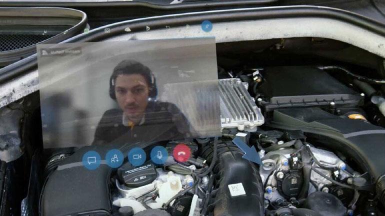 Mercedes-Benz - автомобили можно чинить удаленно
