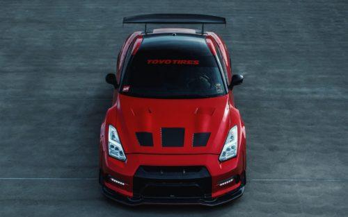 Nissan GT-R с мотором от GT-R50