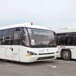 Перронные автобусы (Часть 1)