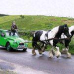 Почему мы измеряем мощность в лошадиных силах