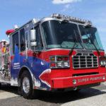 Пожарные машины США