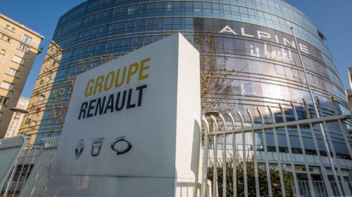 Renault Megane в кузове кроссовер