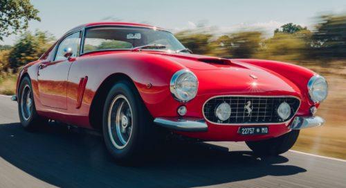 Реплика на Ferrari