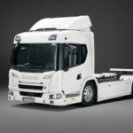 Scania – серийное производство гибридных и электрических грузовиков