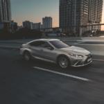 Спецверсия седана Lexus ES 250