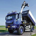 Среднетоннажный грузовик IVECO Eurocargo