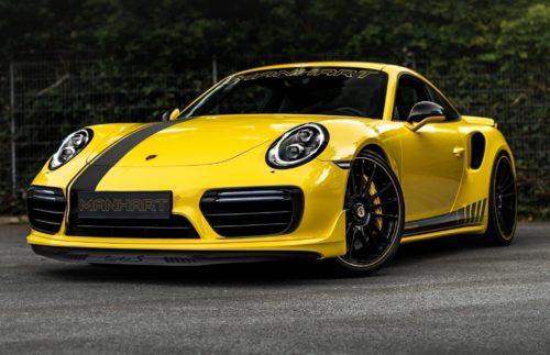 Тюнинг Porsche 911 Turbo S 991 II