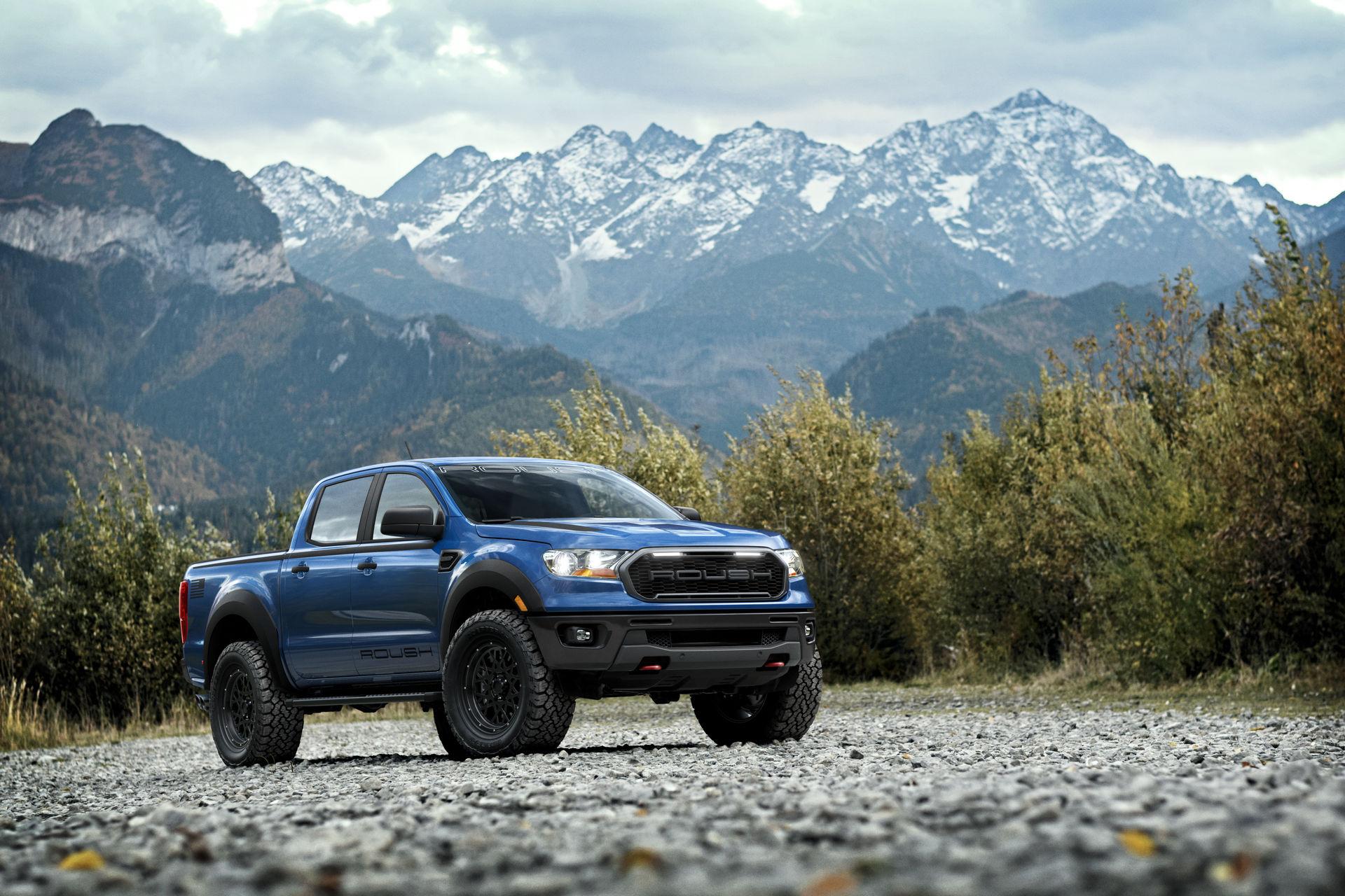 Тюнинг нового Ford Ranger