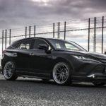Toyota Harrier 2020 после тюнинга