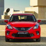 Toyota Starlet – название вернулось