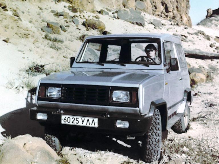 УАЗ - необычные модели