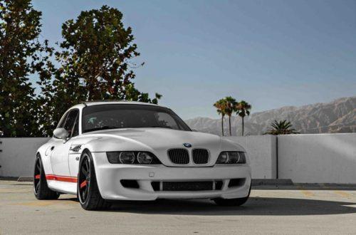 Уникальное купе BMW Z3 M