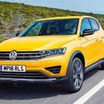 Volkswagen Taos – новый компактный кроссовер