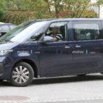 Volkswagen Transporter получит гибридную установку