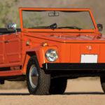 Volkswagen e-Thing – новый электрокар с внедорожным потенциалом