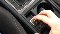 Какие кнопки в автомобиле требуют большой осторожности