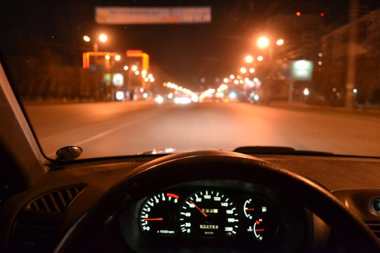 Золотые правила безопасной езды ночью