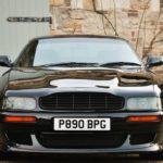 Aston Martin – экстремальный дрэгстер получил 2800 сил и парашют