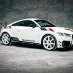 Audi TT RS в честь юбилея
