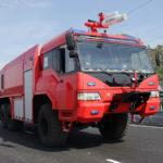 БАЗ – аэродромный пожарный автомобиль