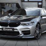 BMW M5 с «ураганной» динамикой