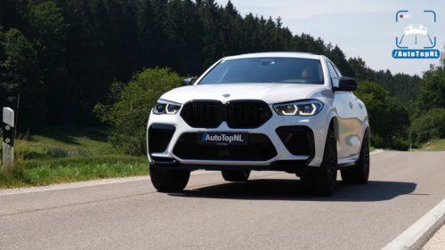 BMW X6 M c тюнингом