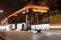 Электробус Solaris
