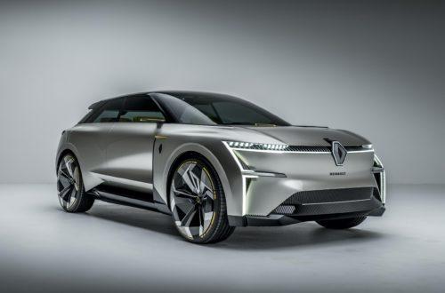 Электрокроссовер Renault дебютирует