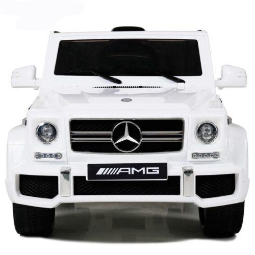 Электромобиль Mercedes-Benz - экстремальный внедорожник